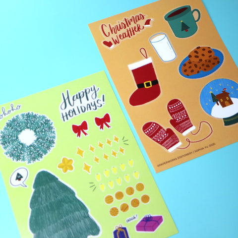 Christmas Sticker Bundle