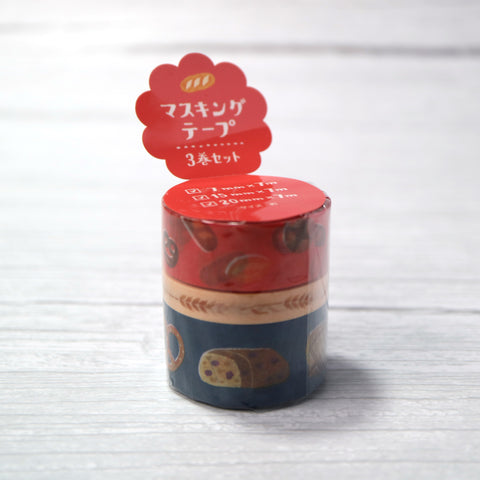 Mindwave Washi Set: Bread