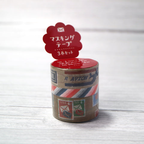 Mindwave Washi Set: Air Mail