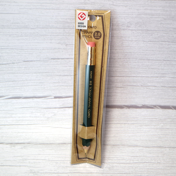 OHTO Wooden Mechanical Pencil