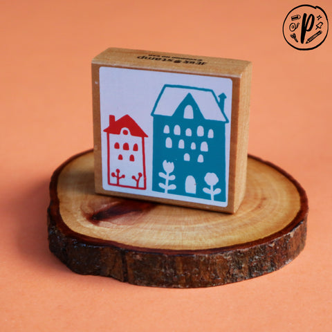 Kodomo no Kao House Stamp