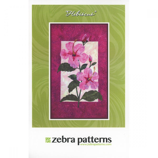 Zebra Florals pattern collection