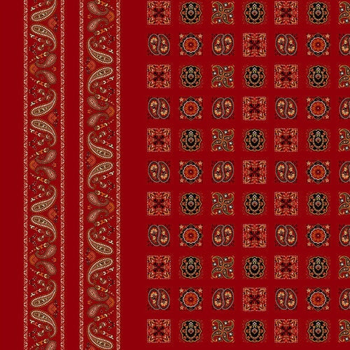 Wild Wild West Fabric Collection