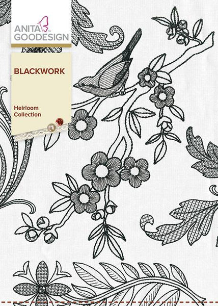 Anita Goodesign Embroidery Design Collections
