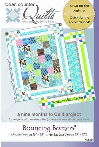 Bean Counter Quilts Patterns