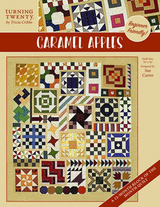 Caramel Applies pattern