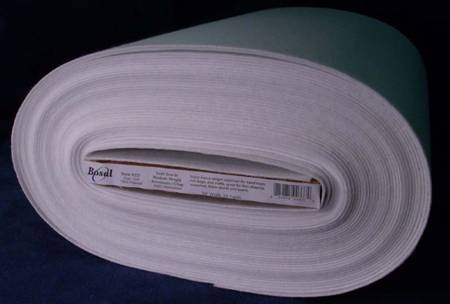Bosal White Double Sided Fusible