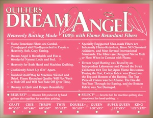 Dream Angel Select batting