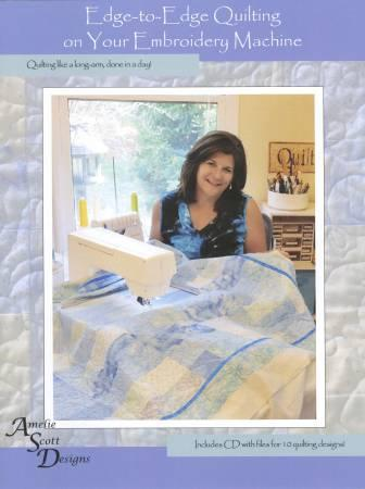 Edge-to-Edge Quilting Designs