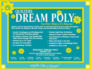 Quilter's Dream Poly Request Collection