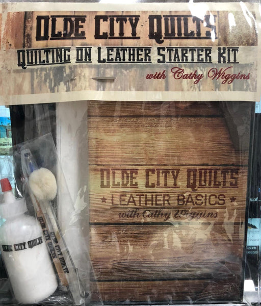 Olde City Quilts Leather