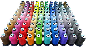 Matte Thread collection (7028-9001)