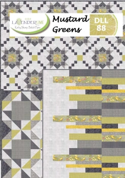 Lavender Lime Pattern Collection