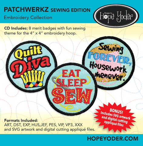 Patchwerkz Sewing Edition