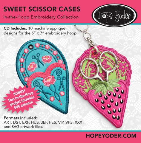 Sweet Scissor Case