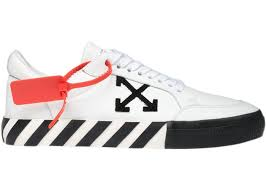 Off-White vulc low white black SS20
