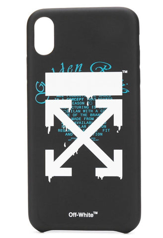 Coque Off-white dripping arrows