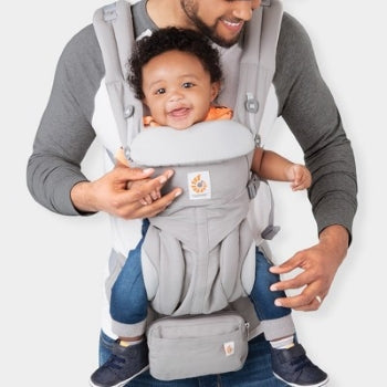 Soft Structured Baby Carrier | Types of Baby Carriers | Baby Carrier Buying Guide