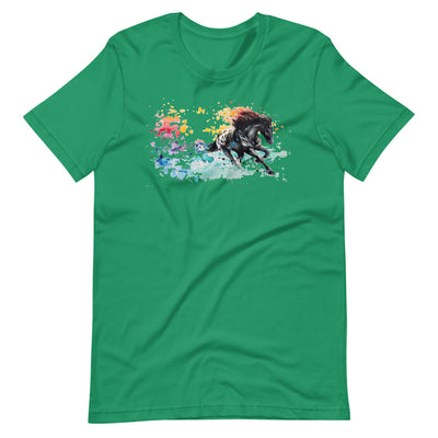 Wild and Colorful Station Short-Sleeve Unisex T-Shirt