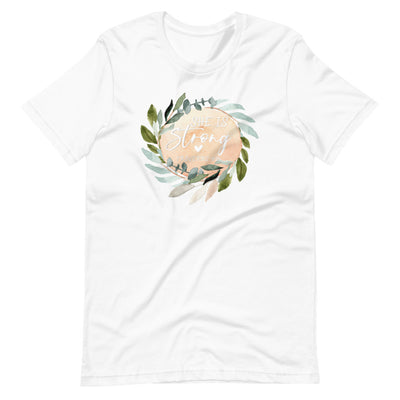 She Is Strong She Is Strong Short-Sleeve Unisex T-Shirt
