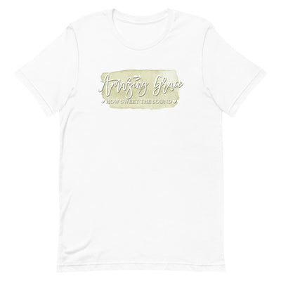 Amazing Grace Short-Sleeve Unisex T-Shirt