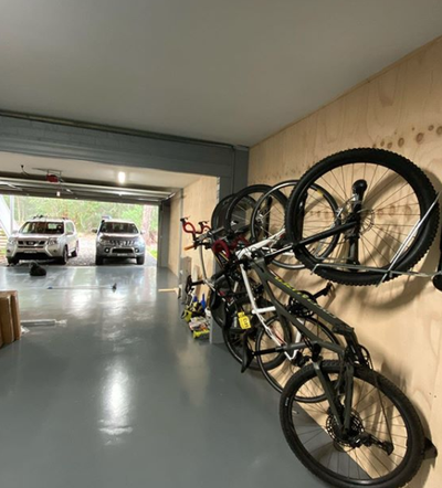 Tips for reorganising your garage to enjoy more space