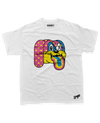 Chocotoy Dog Tee White