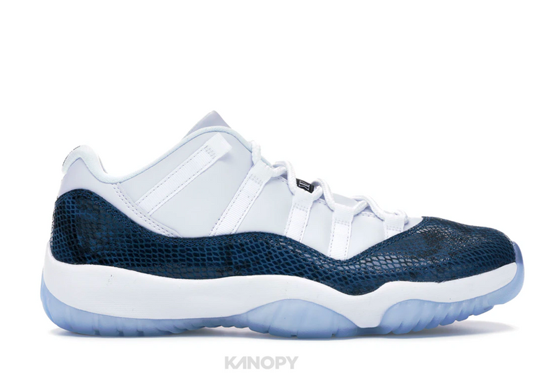 Air Jordan Retro 11 Low Top Blue