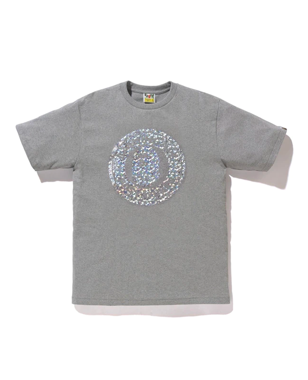 BAPE Aurora Busy Works Tee Grey