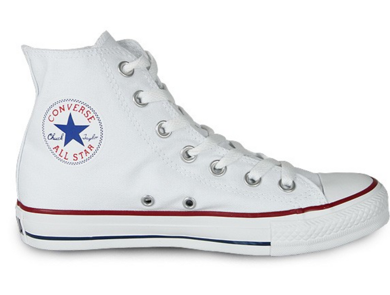 Converse - High Top Optical White