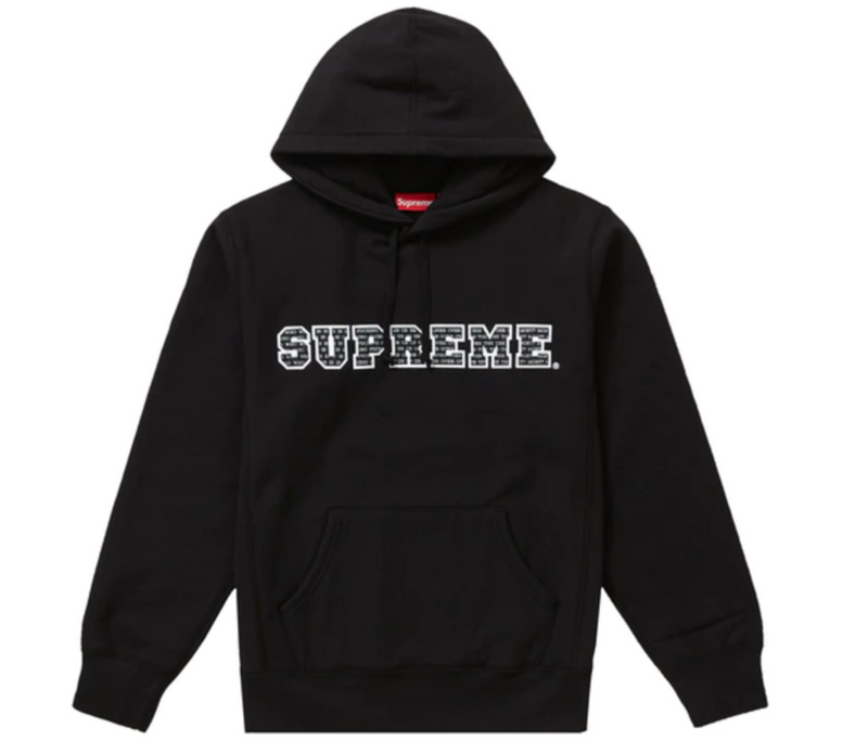 Supreme - The Most Hooded - Black L
