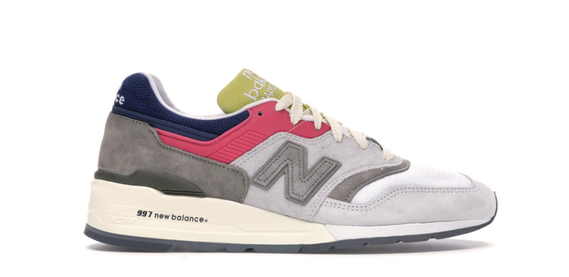 New Balance - 997 Aime Leon Dore (Yellow Tongue)