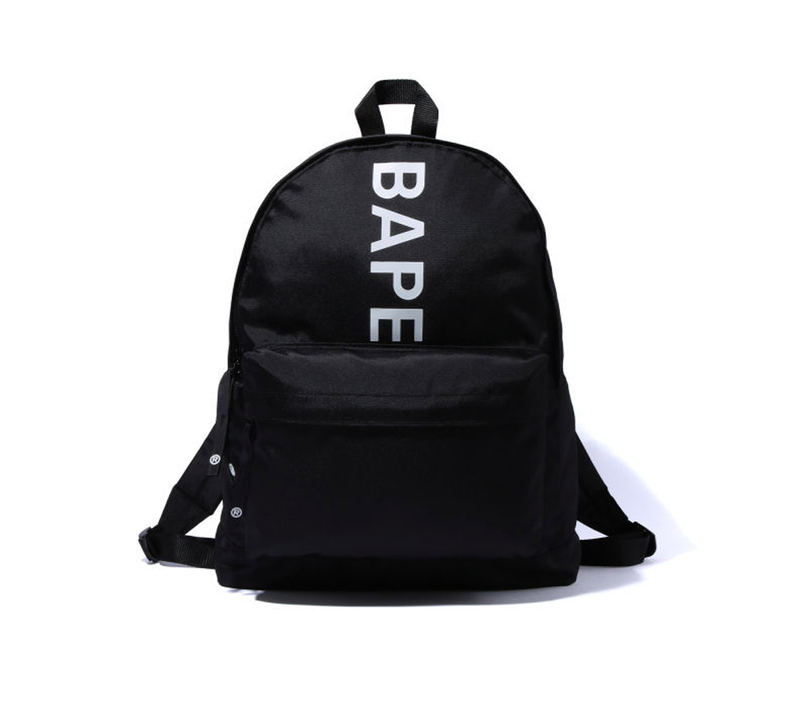 BAPE Happy New Year Backpack (SS20) Black