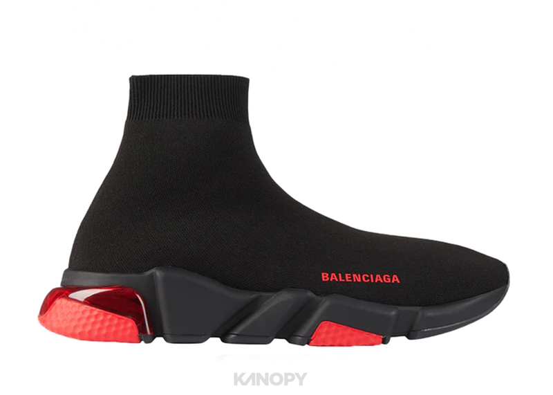 Balenciaga Speed Clearsole Red