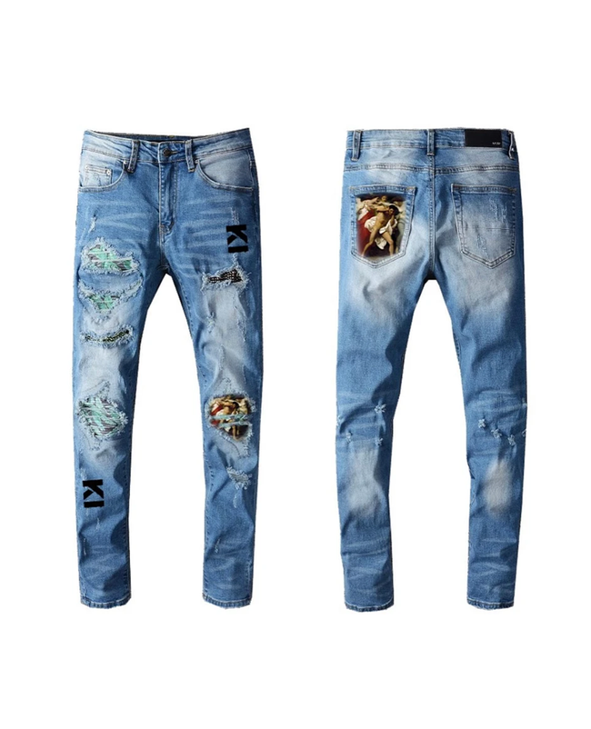 Kanopy command jeans