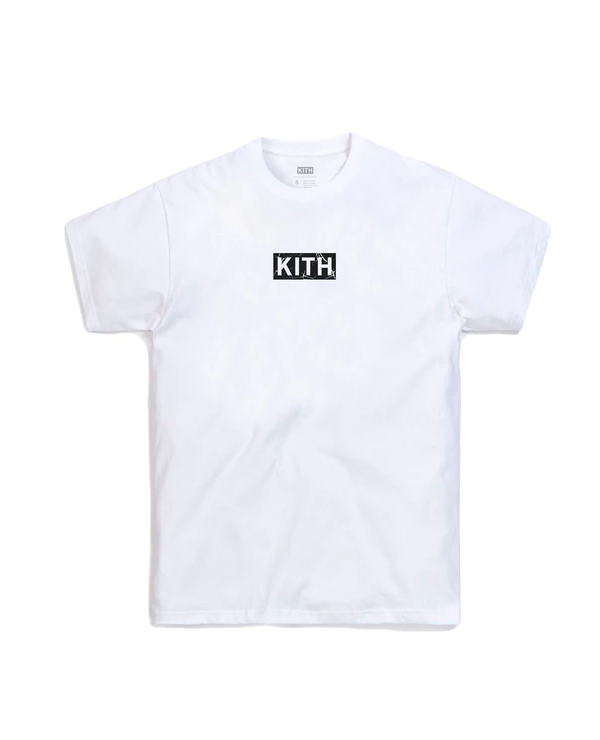Kith FIX THE SYSTEM Tee White