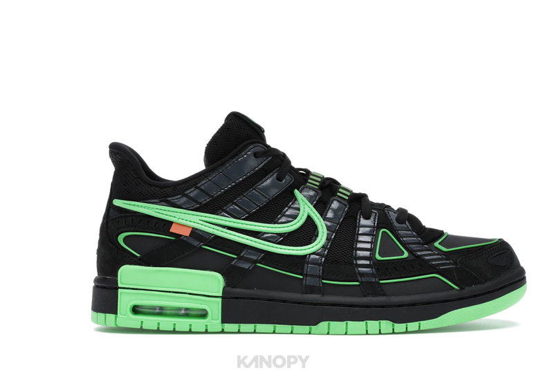 Nike Air Rubber Dunk Off-White Green Strike