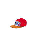OCC Fly Red Snap Back Cap