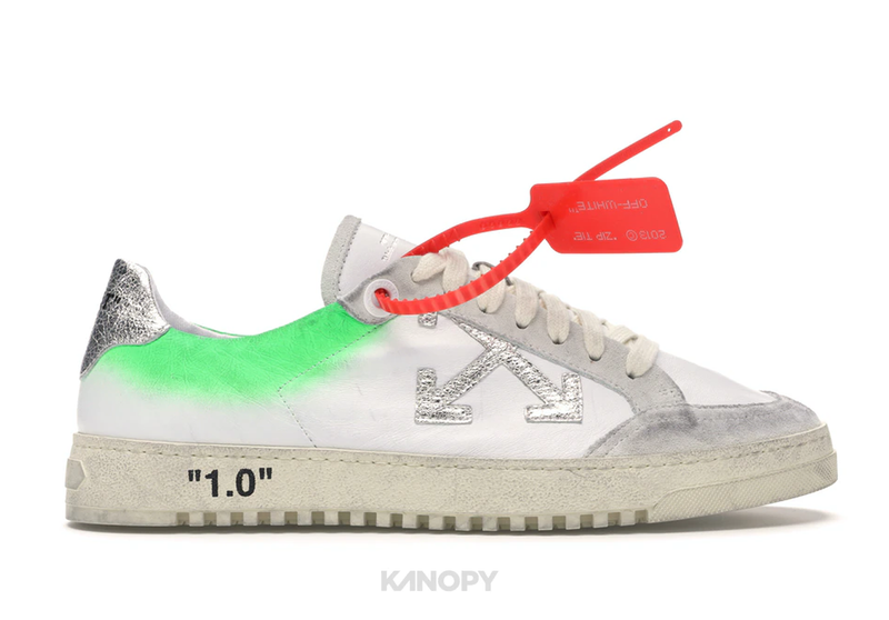 OFF-WHITE 2.0 Green Spray FW19