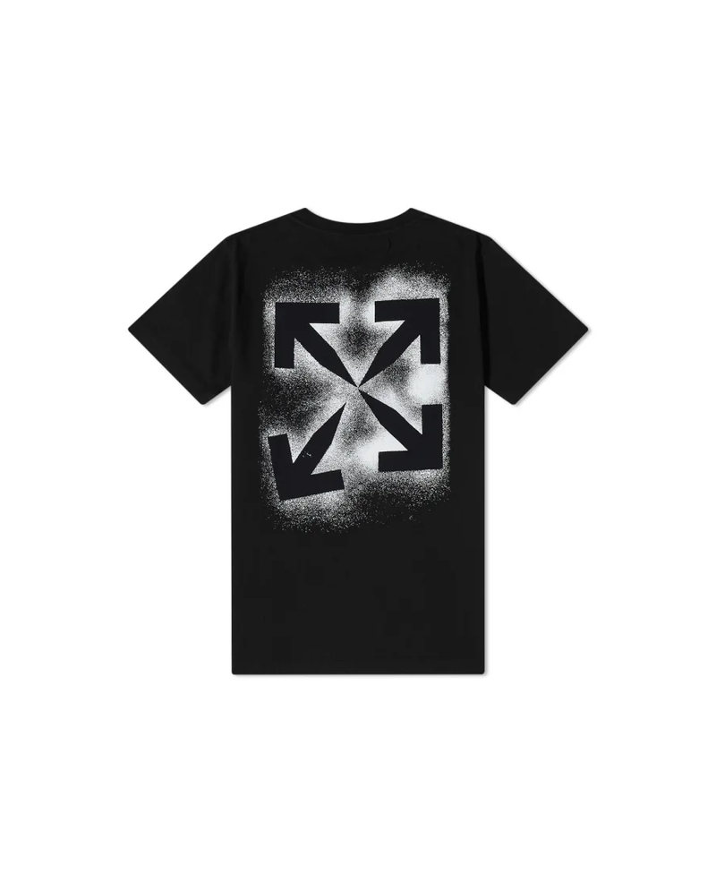 OFF-WHITE STENCIL ARROW SLIM TEE
