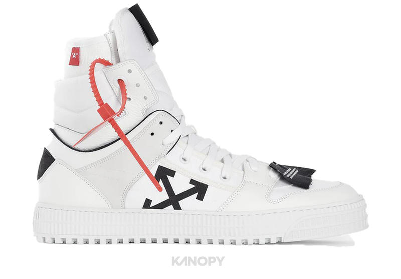 Off-White Off Court High Top White SS19