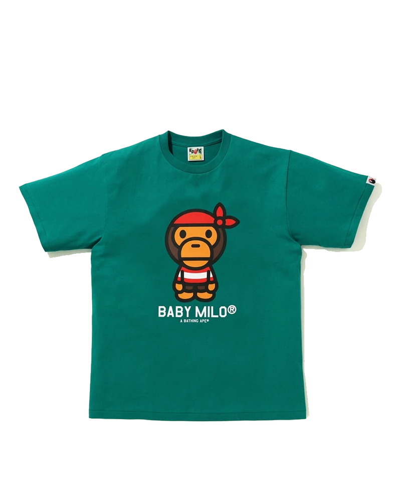 PIRATE MILO TEE GREEN