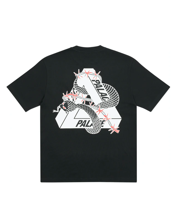 Palace Hesh Mit Fresh T-Shirt Black