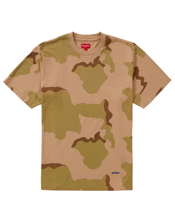 Supreme University S/S Top Desert Camo