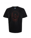 VLONE X NEIGHBORHOOD SKULL T-SHIRT RED