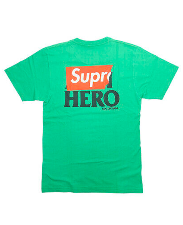 Supreme Anti Hero Tee