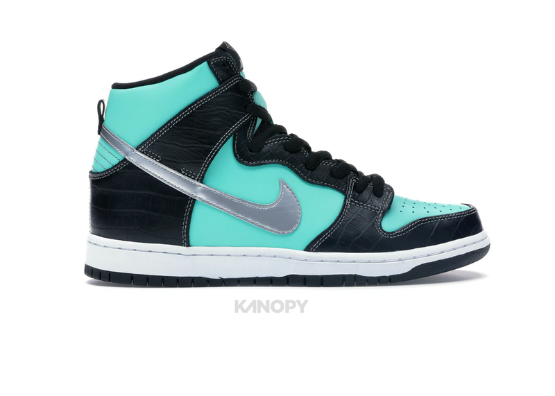 "Nike Dunk SB High Diamond Supply Co. ""Tiffany"""