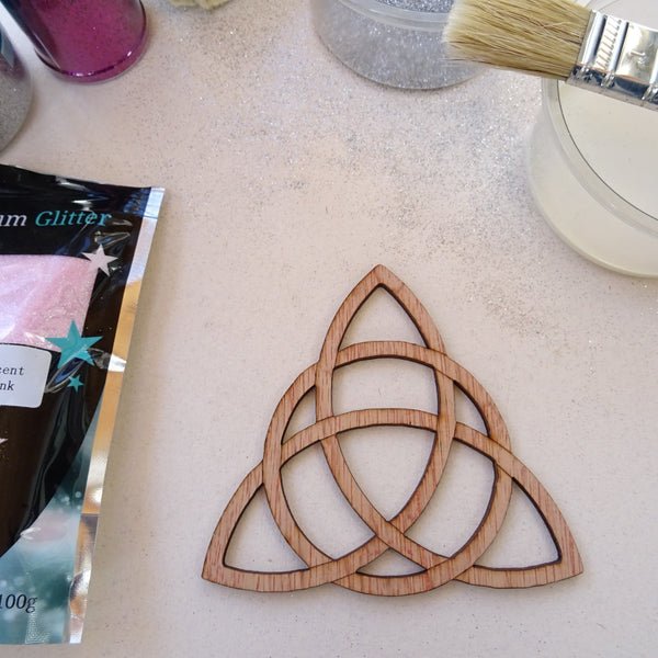 Celtic knot, Plywood or MDF