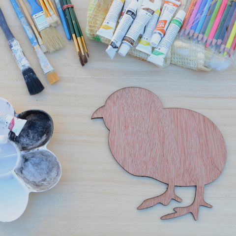 Chick, Plywood or MDF