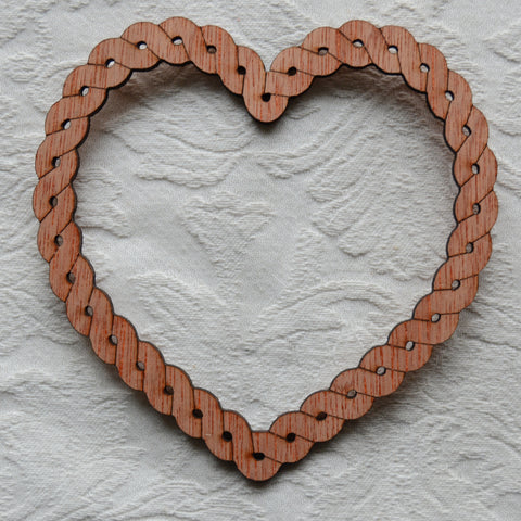 Celtic Heart, Plywood